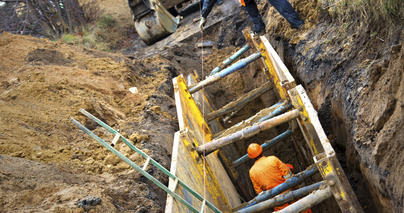 budowa kanalizacji 2
